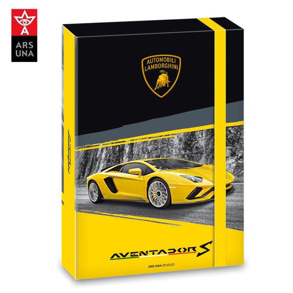 Ars Una - Lamborghini Кутия с ластик А4 Ars Una 90858352