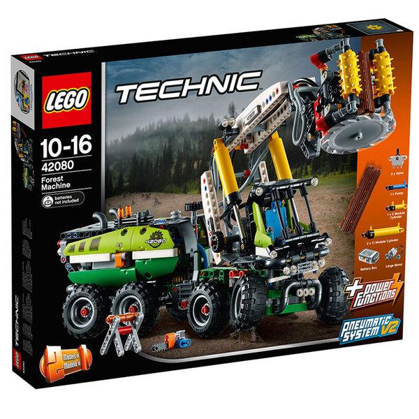 Lego 42080 Technic - Горска машина