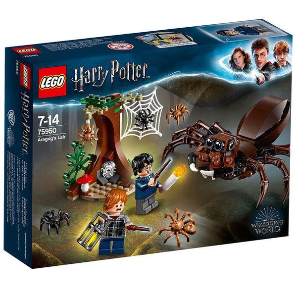 Lego 75950 Harry Potter™ - Леговището на Арагог