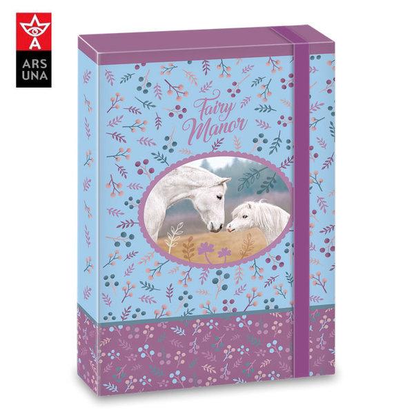 Ars Una - Fairy Manor Кутия с ластик А4 Ars Una 90858512