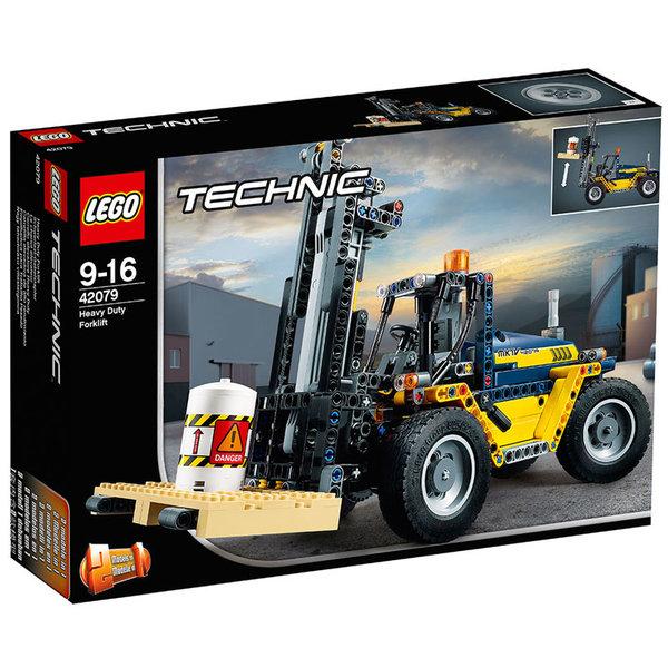Lego 42079 Technic - Тежкотоварен мотокар