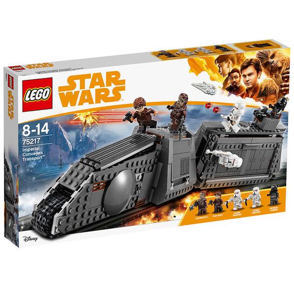 Lego 75217 Star Wars - Имперски транспортьор Конвейекс