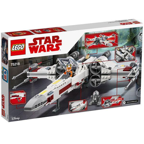 Lego 75218 Star Wars - Xwing Звезден разрушител