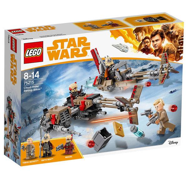 Lego 75215 Star Wars - Боен кораб Немезида