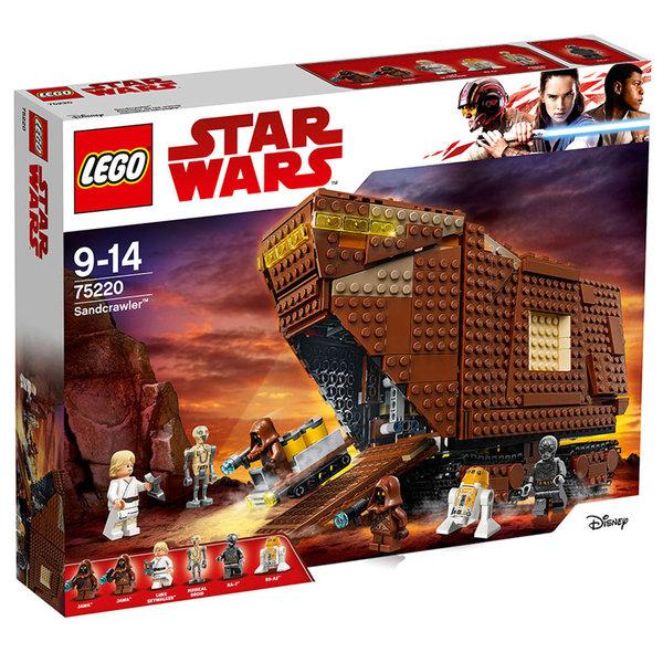 Lego 75220 Star Wars - Сандкроулър