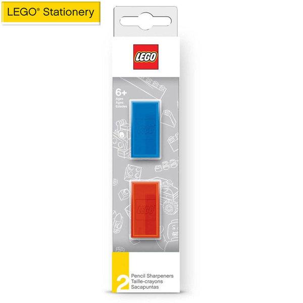 Lego Stationery - Комплект 2 броя острилки 51496
