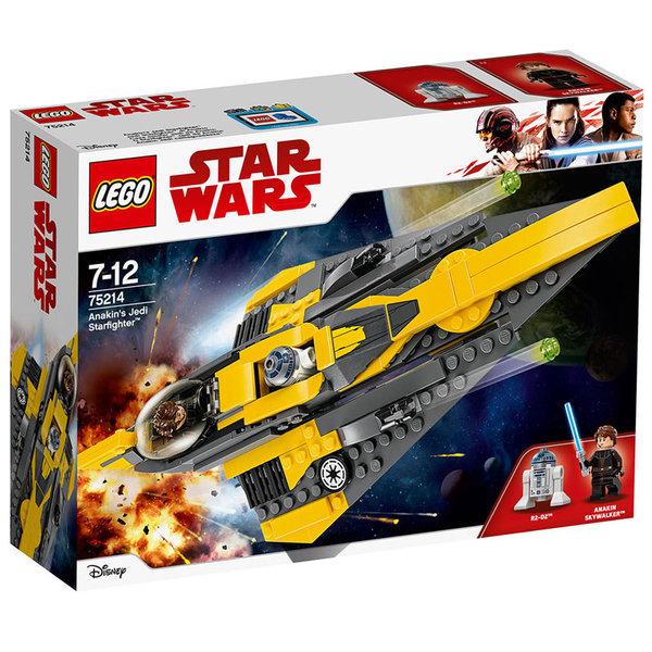 Lego 75214 Star Wars - Джейдайски звезден разрушител на Анакин