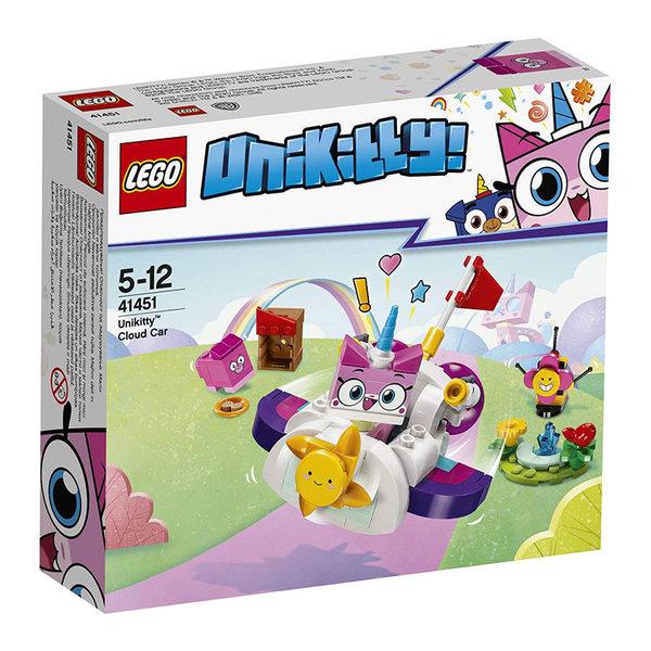 Lego 41451 Unikitty - Облачната кола на Юникити