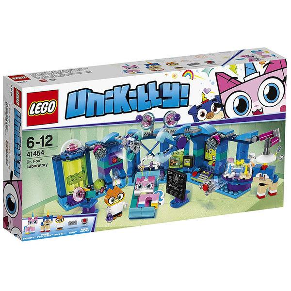 Lego 41454 Unikitty - Лабораторията на Д-р Фокс