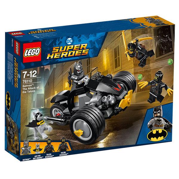 Lego 76110 Super Heroes - Batman Нападение с нокти