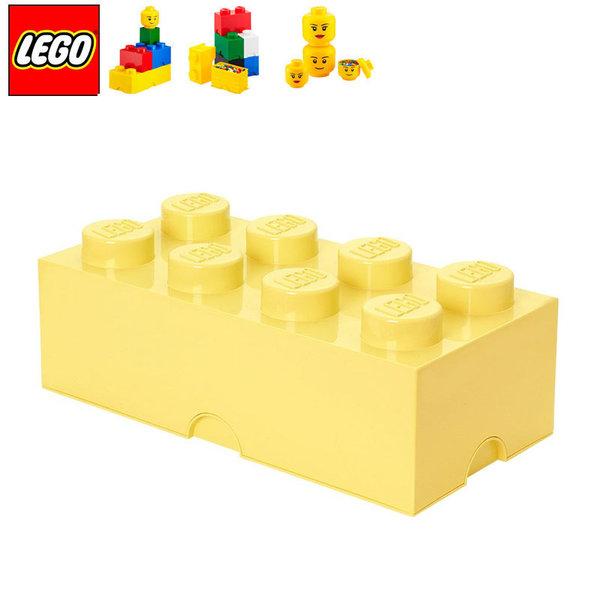 Lego 40041741 Аксесоари - Кутия за играчки 2x4 светложълта
