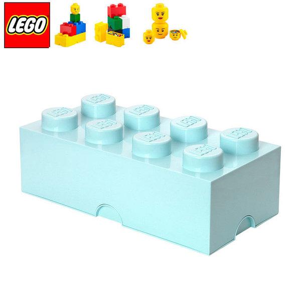 Lego 40041742 Аксесоари - Кутия за играчки 2x4 аква