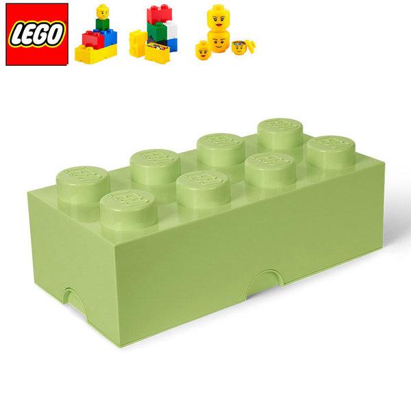 Lego 40041748 Аксесоари - Кутия за играчки 2x4 зелена пролет