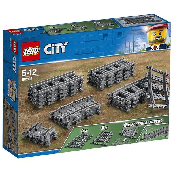 Lego 60205 City - Релси