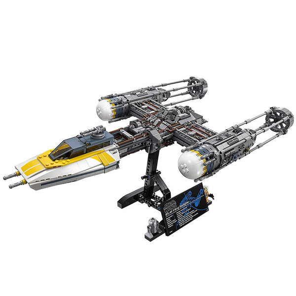Lego 75181 Star Wars - Y-Wing Starfighter