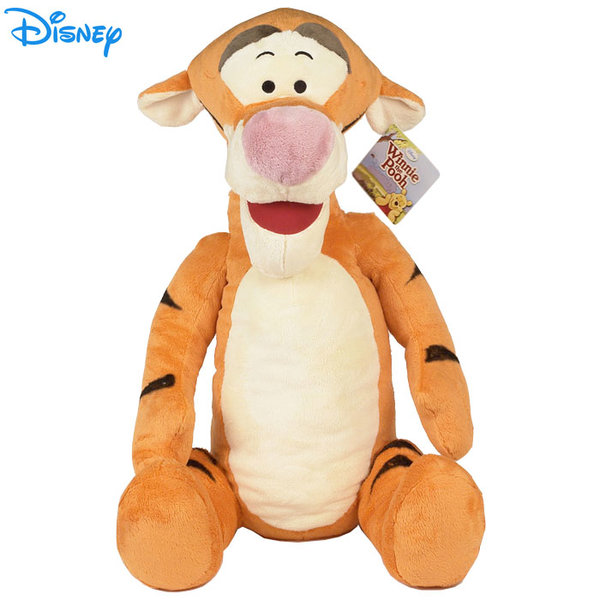 Disney Winnie the Pooh - Плюшена играчка Тигър 80см 1100056