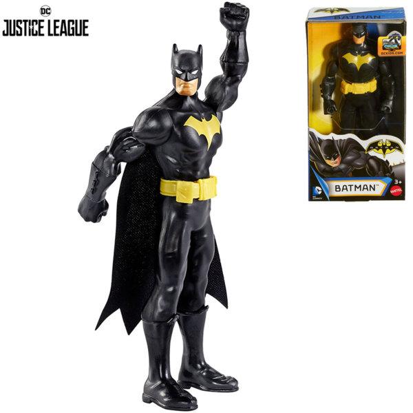 Mattel DC Comics Justice League - Екшън фигура Батман 15см FDK51