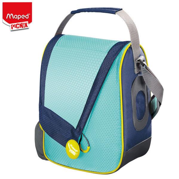 Maped Picnik Concept - Термо чанта за закуски Blue green 9872017