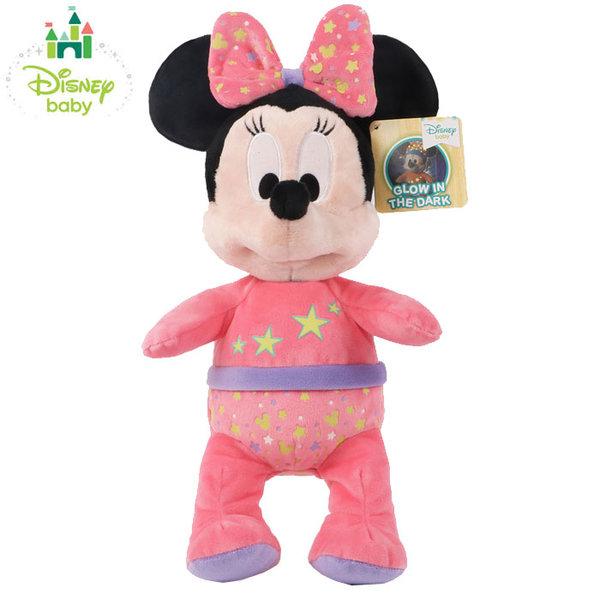 Disney Minney Mouse - Светеща плюшена играчка Мини Маус 1700841