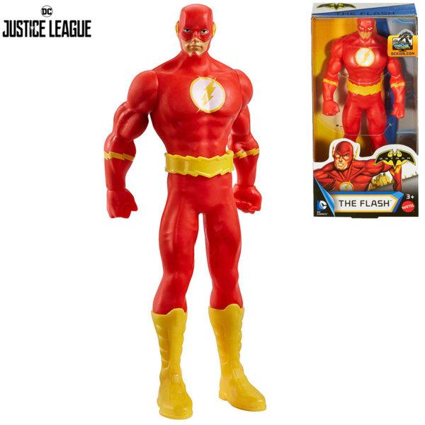 Mattel DC Comics Justice League - Екшън фигура Светкавицата 15см FDK51