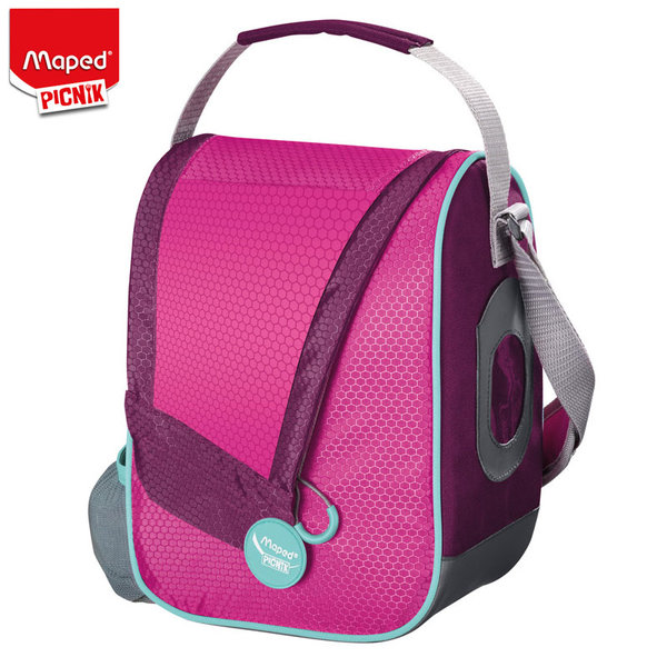 Maped Picnik Concept - Термо чанта за закуски Pink 9872016