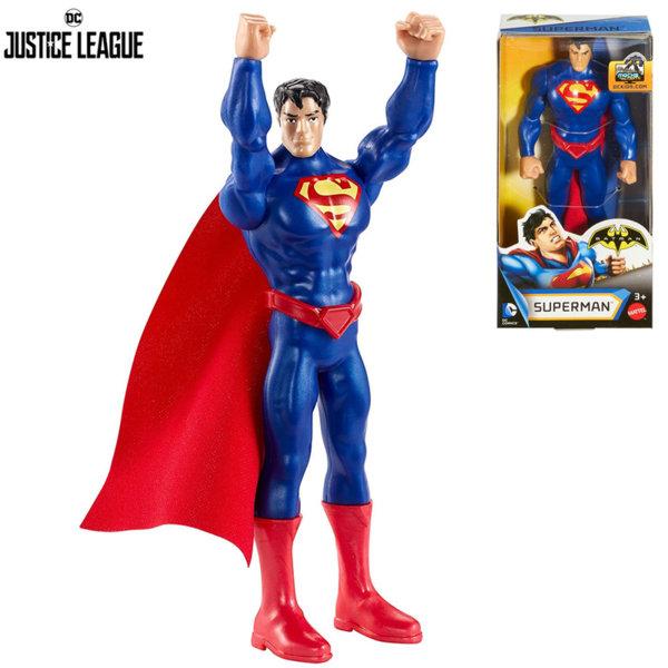 Mattel DC Comics Justice League - Екшън фигура Супермен 15см FDK51