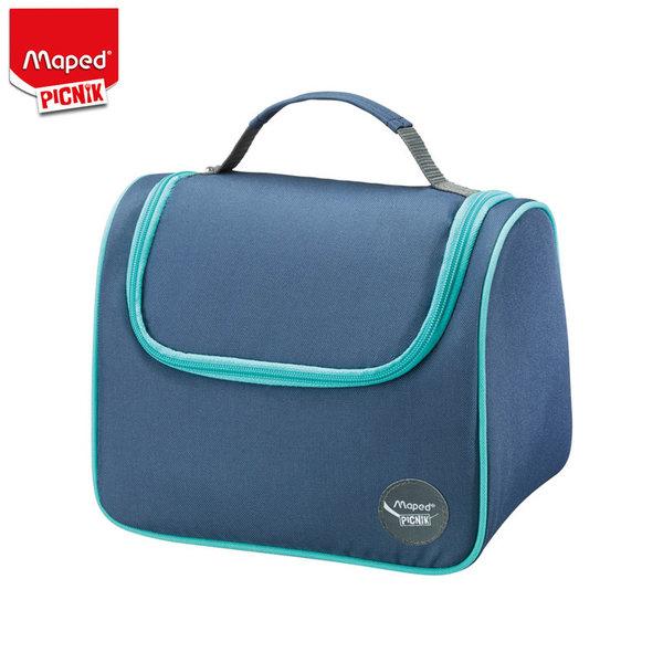 Maped Picnik Origins - Термо чанта за закуски Blue green 9872104