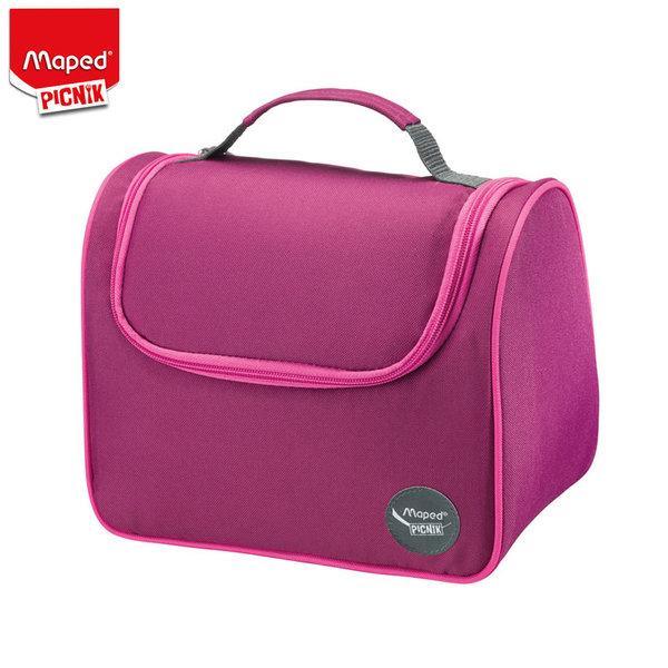 Maped Picnik Origins - Термо чанта за закуски Pink 9872101