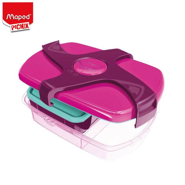 Maped Picnik Concept - Кутия за закуски Pink 9870016