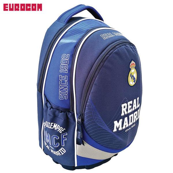 Eurocom Real Madrid - Ученическа ергономична раница Реал Мадрид 53562