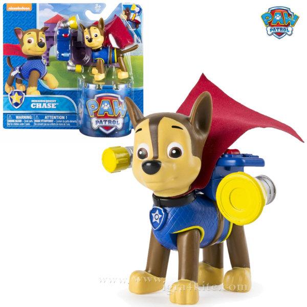 Paw Patrol Mission - Кученцето Чейс с мегафон 67000