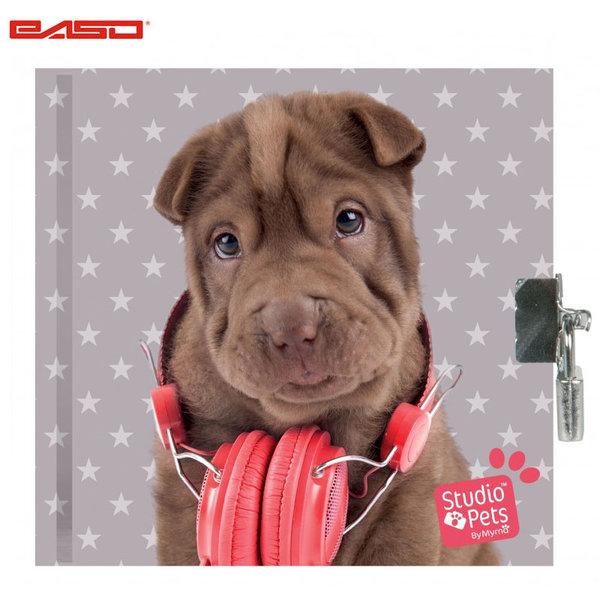 Paso Studio Pets - Таен дневник с катинар Студио петс PEJ-3640