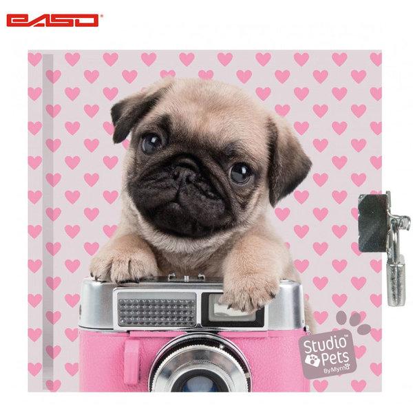 Paso Studio Pets - Таен дневник с катинар Студио петс PEY-3640