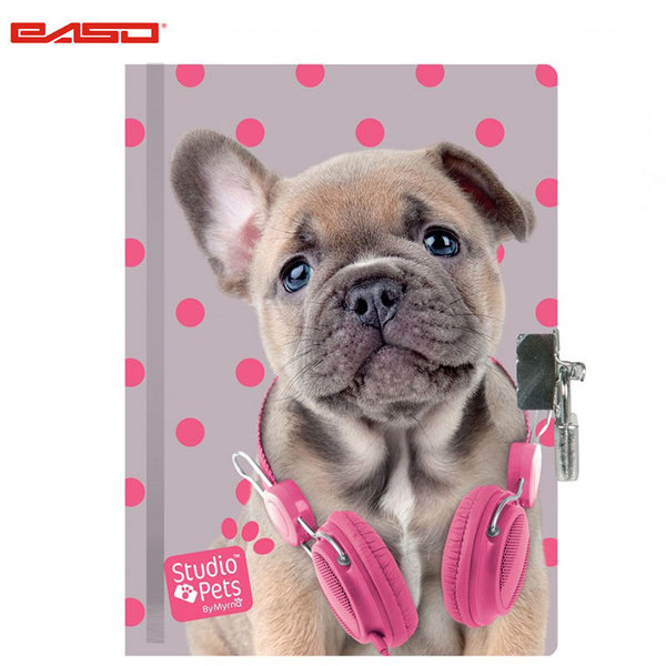 Paso Studio Pets - Таен дневник с катинар Студио петс PES-3650