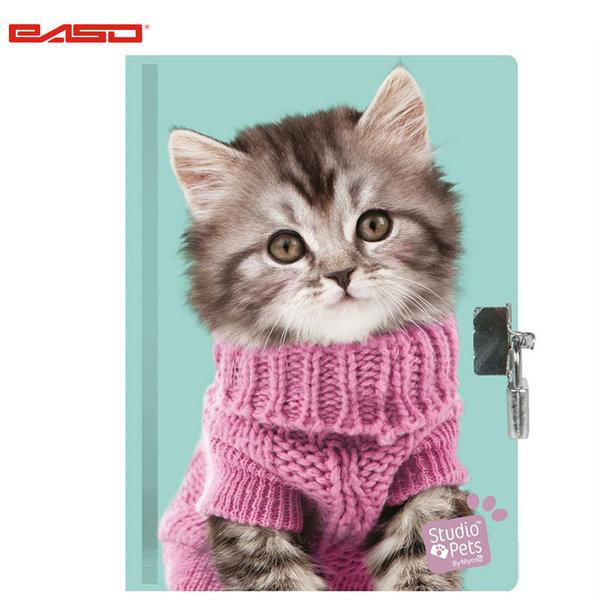 Paso Studio Pets - Таен дневник с катинар Студио петс PEZ-3650