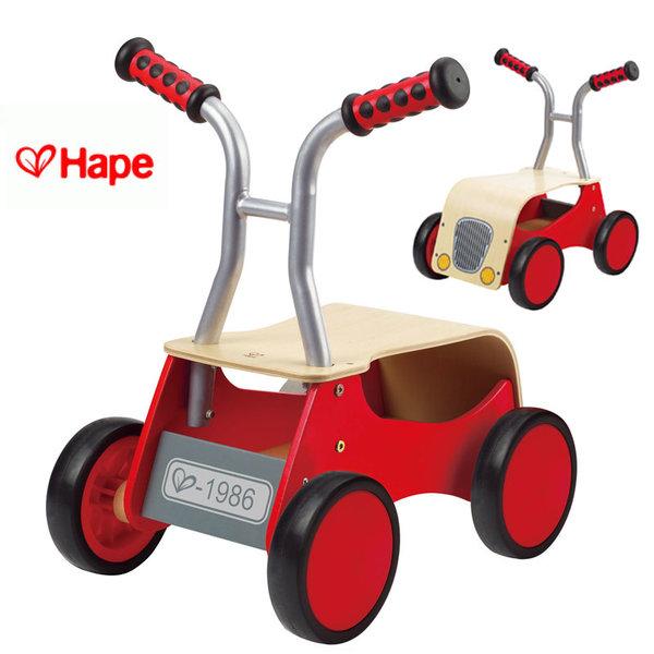 1Hape - Детско дървено колело Little Rider H0374