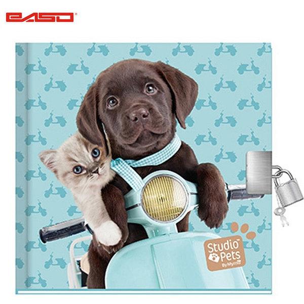 Paso Studio Pets - Таен дневник с катинар Студио петс PEF-3640