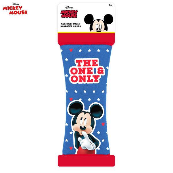 Disney Mickey Mouse - Протектор за автомобилен колан Мики Маус 9607