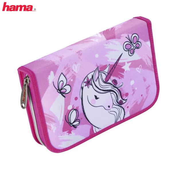 Hama - Ученически несесер 1 цип зареден Unicorn 129064