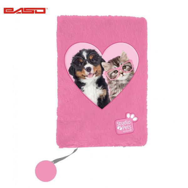 Paso Studio Pets - Плюшен дневник Студио петс PEN-3670