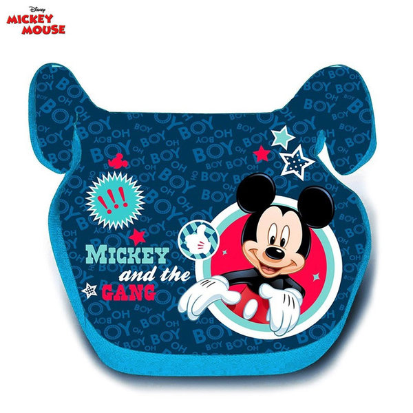 Disney Mickey Mouse - Стол за кола Мики Маус 15-36 кг 9705