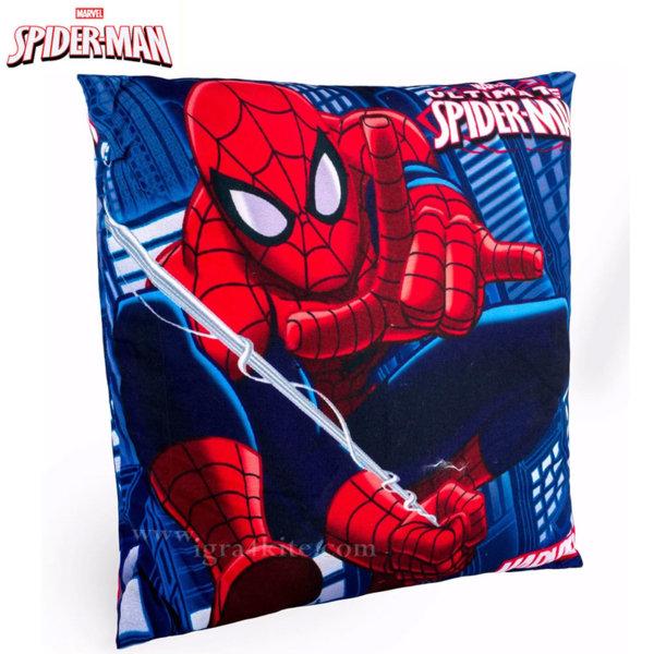 Spiderman - Детска декоративна възглавница Спайдер Мен 37324