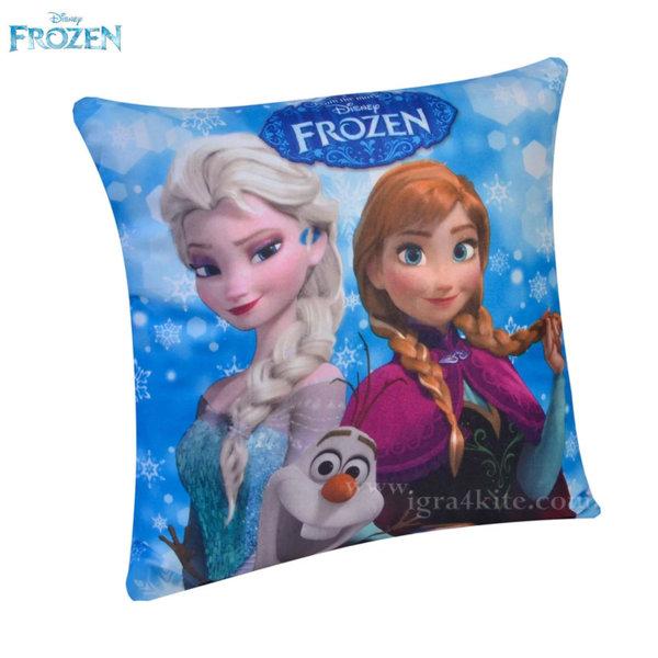Disney Frozen - Детска декоративна възглавничка Замръзналото кралство 17324