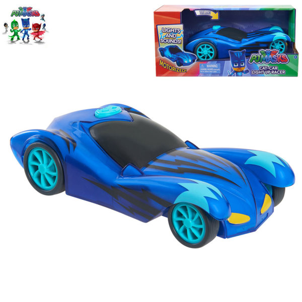PJ Masks - Кола със светлинни и звукови ефекти Cat-Car 24895