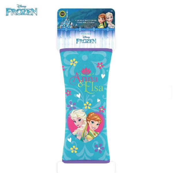 Disney Frozen - Протектор за автомобилен колан Замръзналото кралство 9606