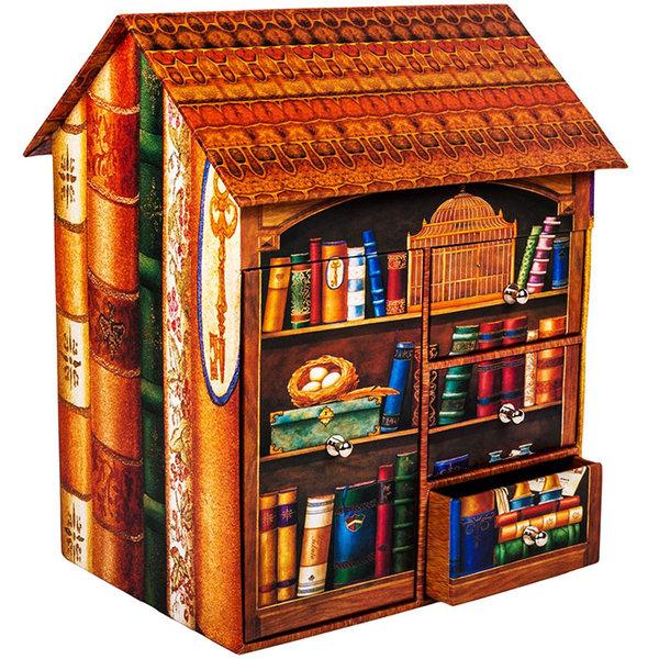 Кутия за съхранение Къща 12917
