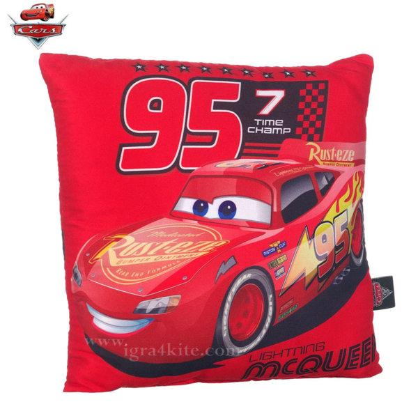 Cars - Детска декоративна възглавница Колите 36045