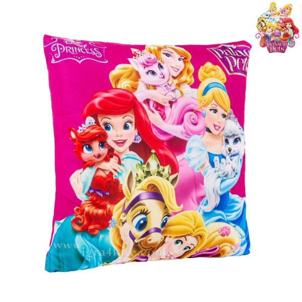 Disney Princess - Детска декоративна възглавница Принцеси 27324