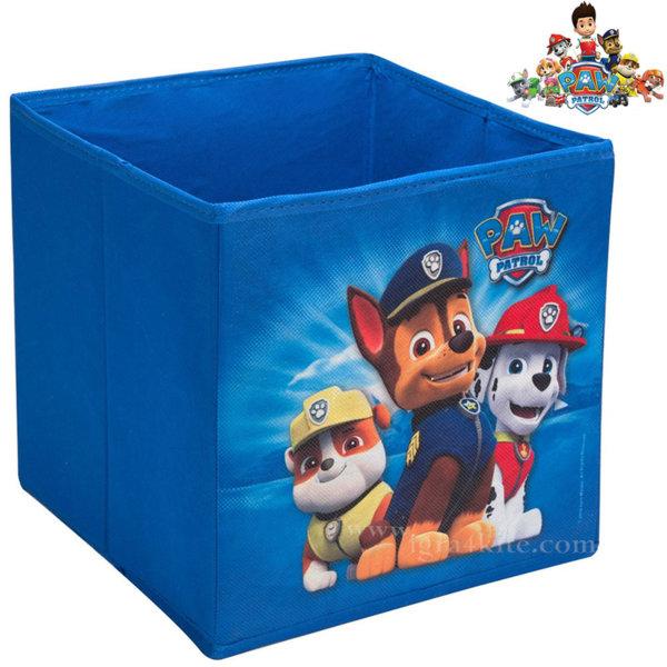Paw Patrol - Детска кутия за играчки Пес Патрул 247251