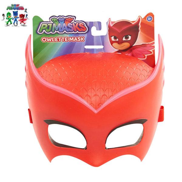 PJ Masks - Детска маска Пиджи маски Owlette 24590
